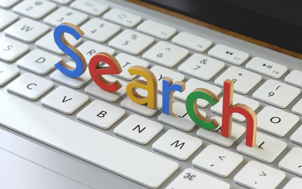 Oglaševanje na iskalniku Google je ena izmed osnov spletnega marketinga.