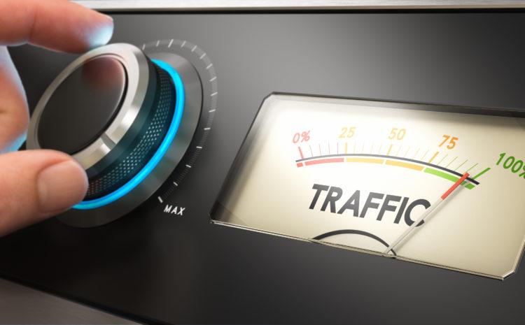 Glavni namen spletnega oglaševanja je povečanje obiska kot osnovnemu predpogoju za prodajo.